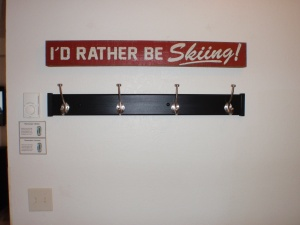 Carriage House Coat Rack
